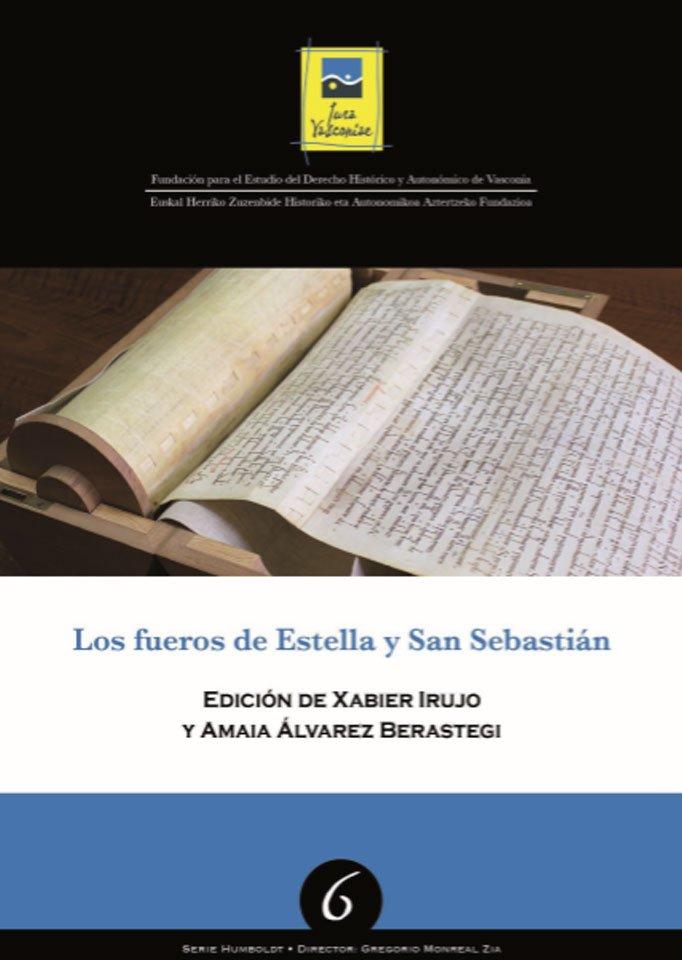 Los fueros de Estella y San Sebastián